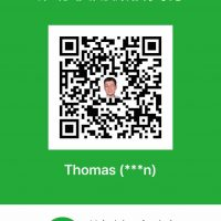 Pan, Thomas wechat qrcode
